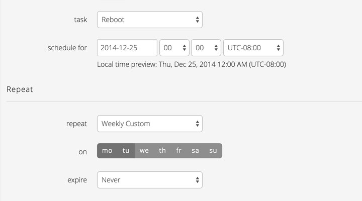 powerful task scheduling tools