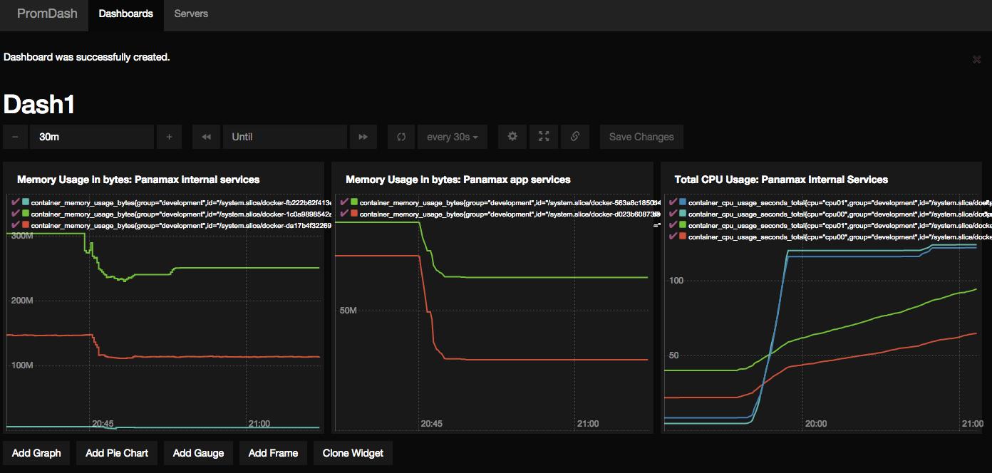 Monitoring Docker Services with Prometheus - CenturyLink