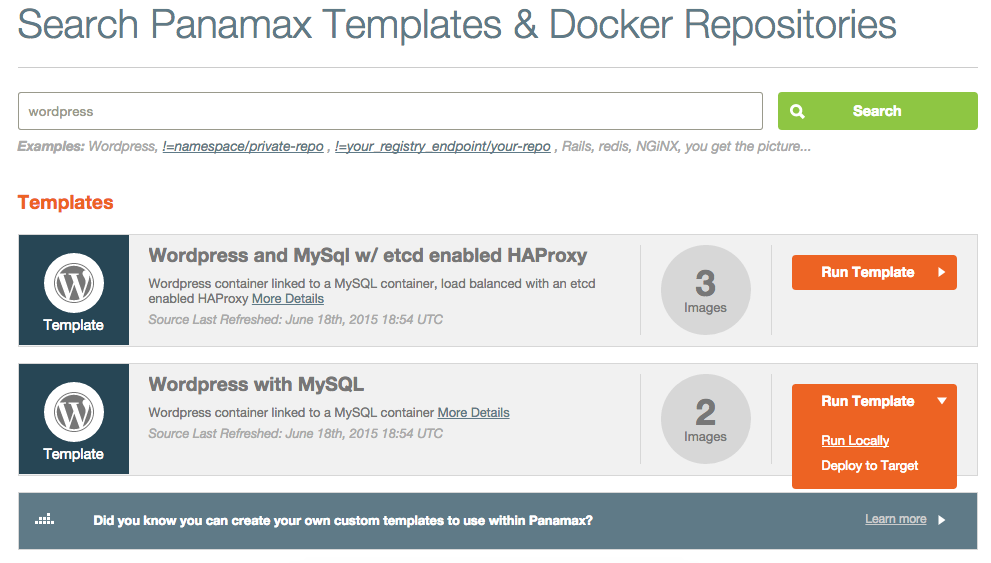 search-panamax-templates