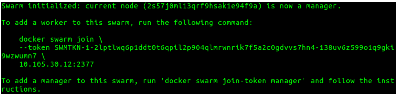 How to Create a Docker Swarm on CenturyLink Cloud - CenturyLink