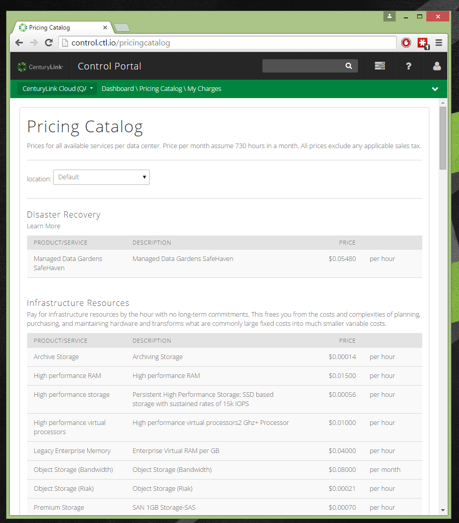 custompricing
