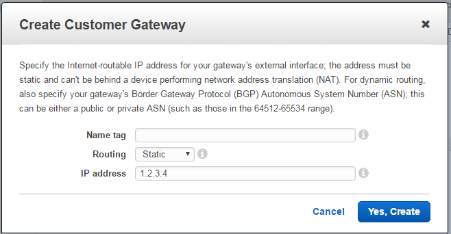 how to create an aws vpn for home use