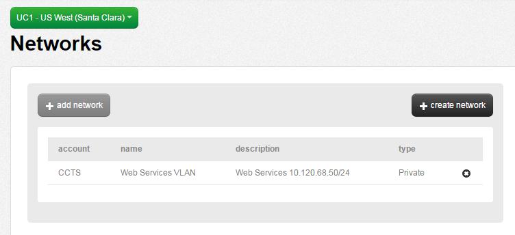 Web VLAN
