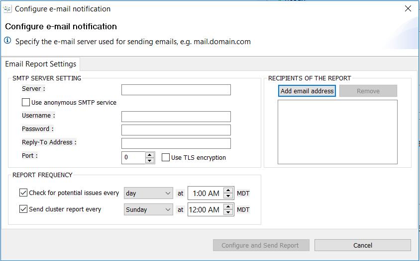 ConfigureEmail
