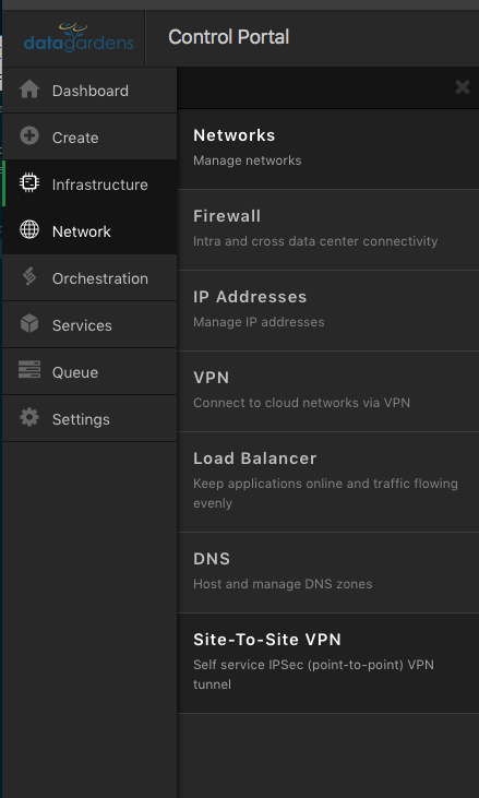 Site to Site VPN between CenturyLink Cloud and AWS - Hybrid