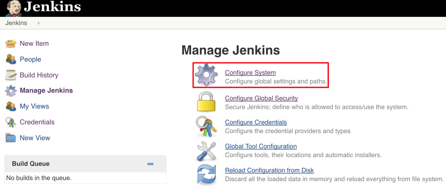 Setting Up CI/CD with Cloud Application Manager, Jenkins and