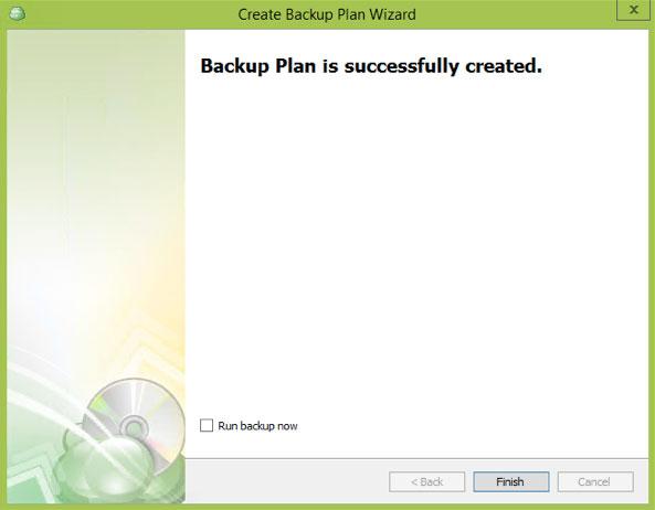 Cloudberry Ultimate - configured plan
