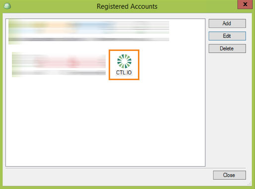 Cloudberry Ultimate - CenturyLink account registed