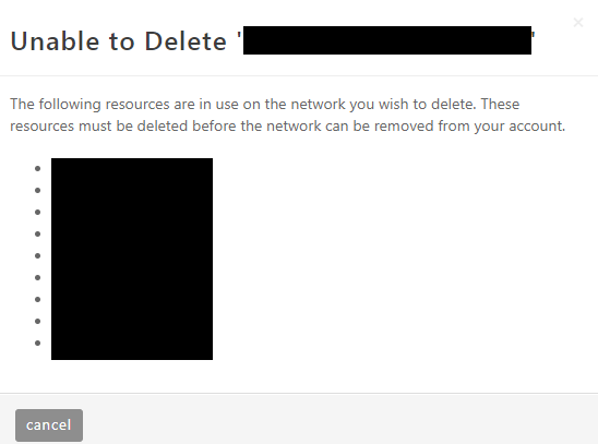 remove servers