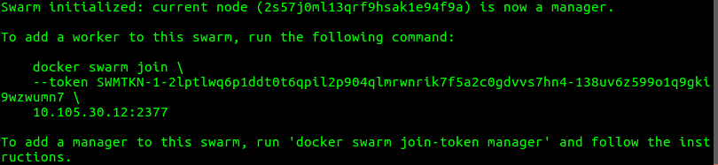 docker-machine ls