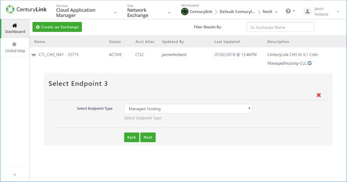 Network Exchange Portal