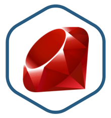 Ruby Stack logo